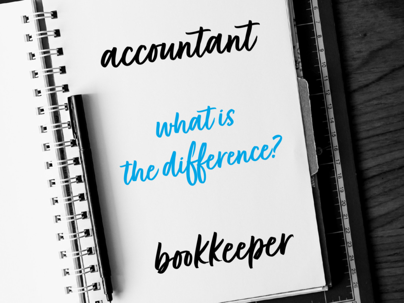 accountant versus bookkeeper difference blog